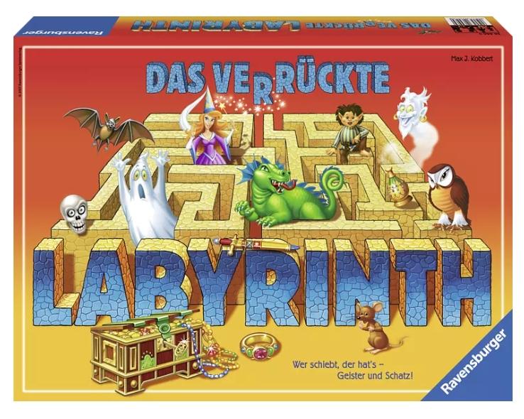[Mediamarkt] Das Verrückte Labyrinth - RAVENSBURGER 264469 Brettspiel Mehrfarbig für 17,80€ inc. Versand oder 14,81€ bei Abholung