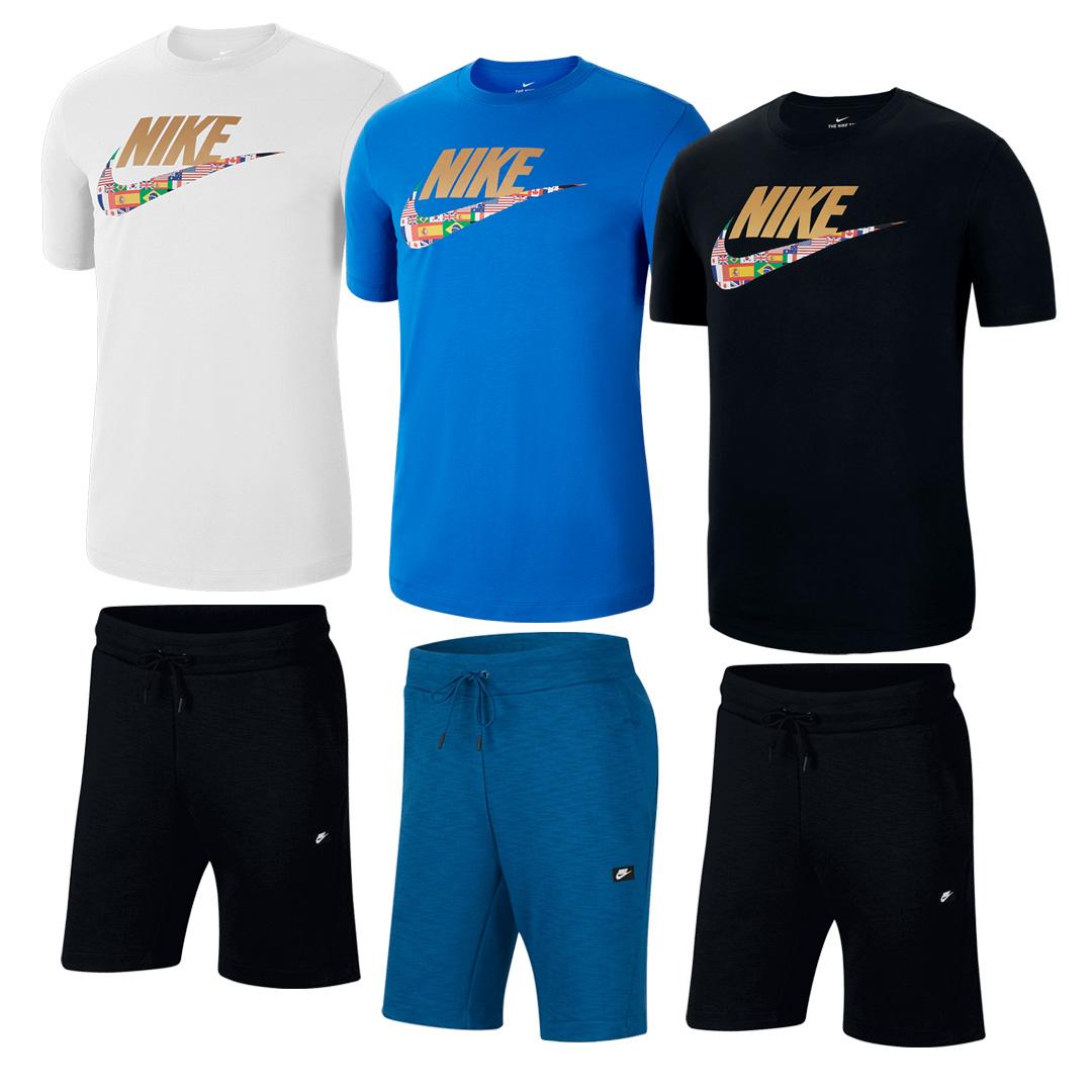 Nike Freizeitset Sportswear 2-teilig