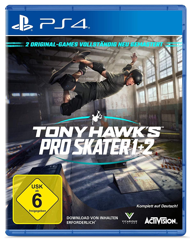 [lokal] - Tony Hawk's Pro Skater 1+2 (PS4/One) Saturn Düsseldorf Sevens Kö