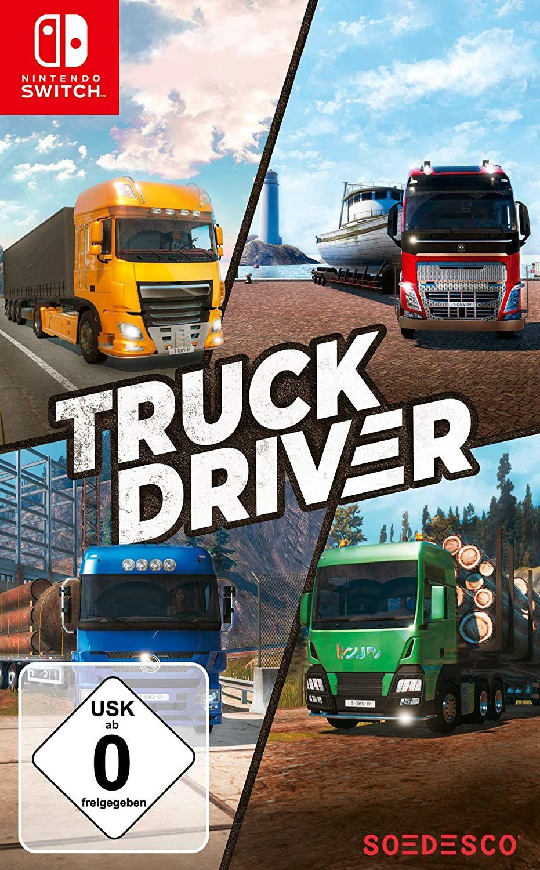 Truck Driver - [Nintendo Switch] [Amazon]