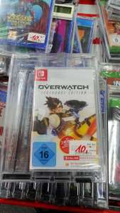 Lokal Kaiserslautern Media Markt vers. Games zB. Overwatch Legendary Edition