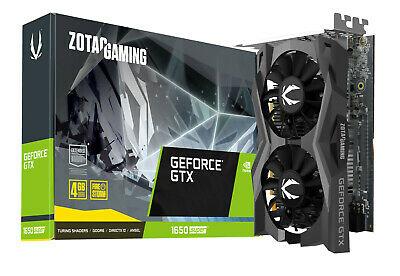 ZOTAC GeForce® GTX 1650 SUPER™ Twin Fan 4GB (ZT-T16510F-10L) (NVIDIA, Grafikkart