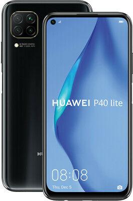 Huawei P40 lite Dual Sim Midnight Black