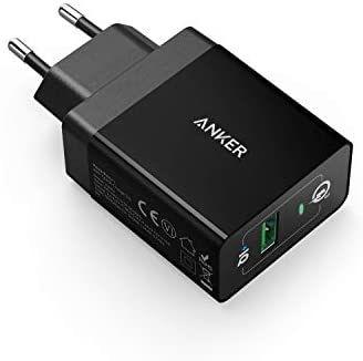 Anker PowerPort+1 18W USB Ladegerät mit Quick Charge 3.0