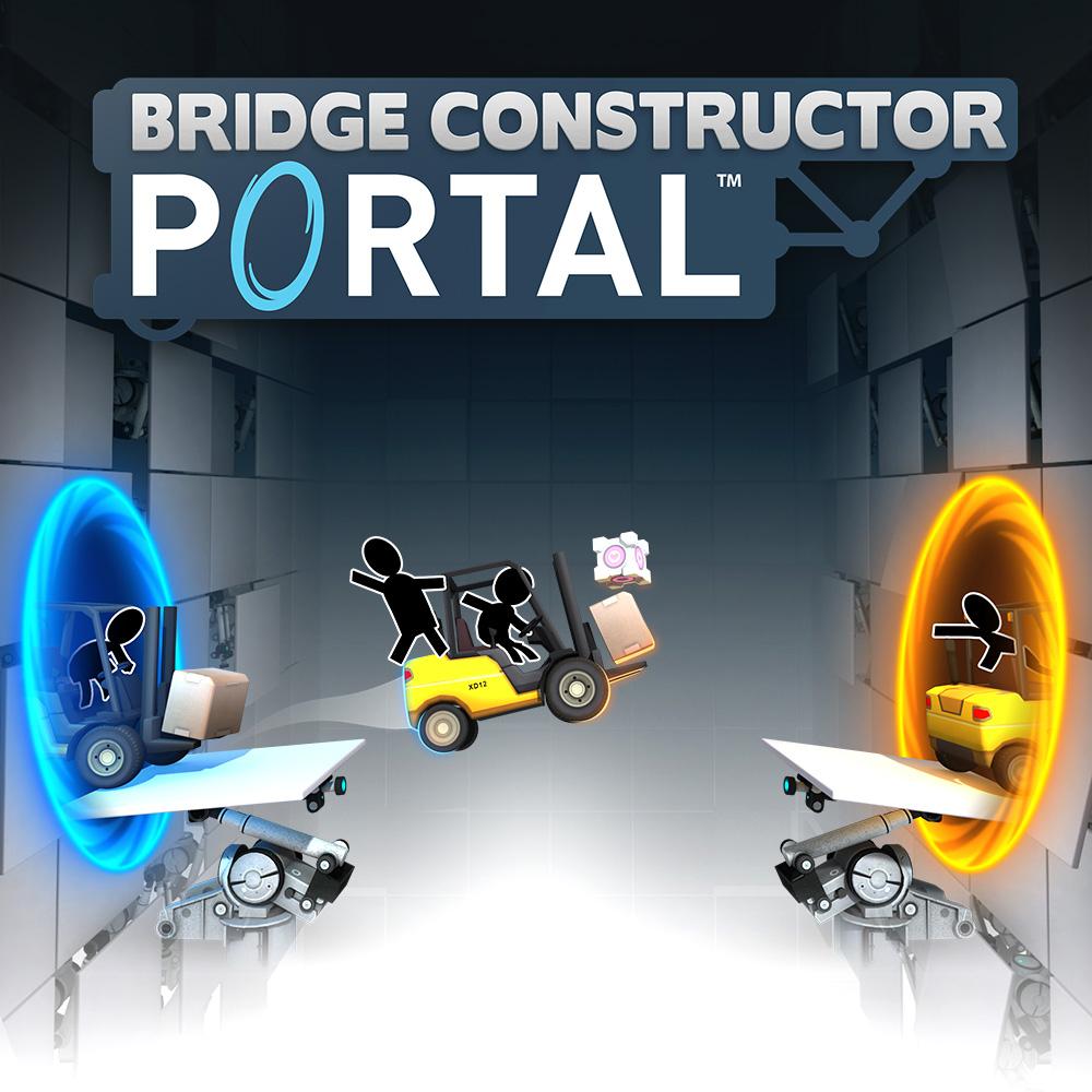 Bridge Constructor Portal (Switch) für 5,99€ oder für 3,97€ ZAF (eShop)