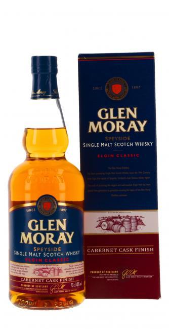 Glen Moray Cabernet Cask Finish im Sale