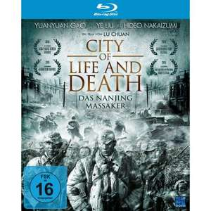 City Of Life And Death - Das Nanjing Massaker [Blu-ray] für 4,72€ @ Amazon.de