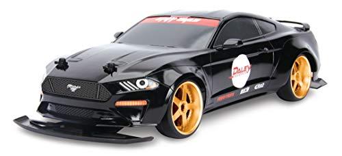 Dickie Toys RC Drift Ford Mustang, Turbo & Driftfunktion, Allradantrieb, 4 Ersatzreifen für 38,72€ (Amazon & Saturn Abholung)