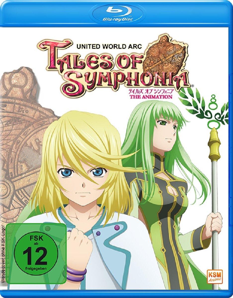 Tales of Symphonia - United World Arc (Blu-ray) für 4,25€ (Müller Abholung)