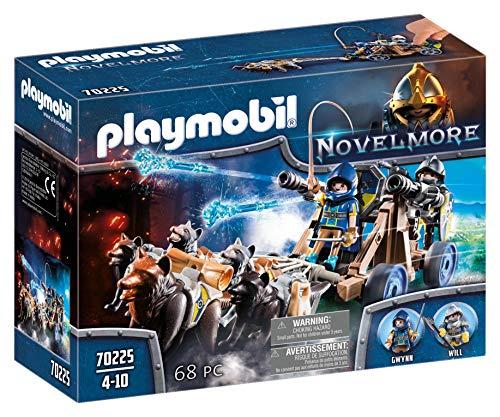 Playmobil Novelmore - Wolfsgespann und Wasserkanone (70225) für 12,33€ (Amazon Prime)