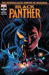 [Comixology] 256 Black Panther Comics kostenlos