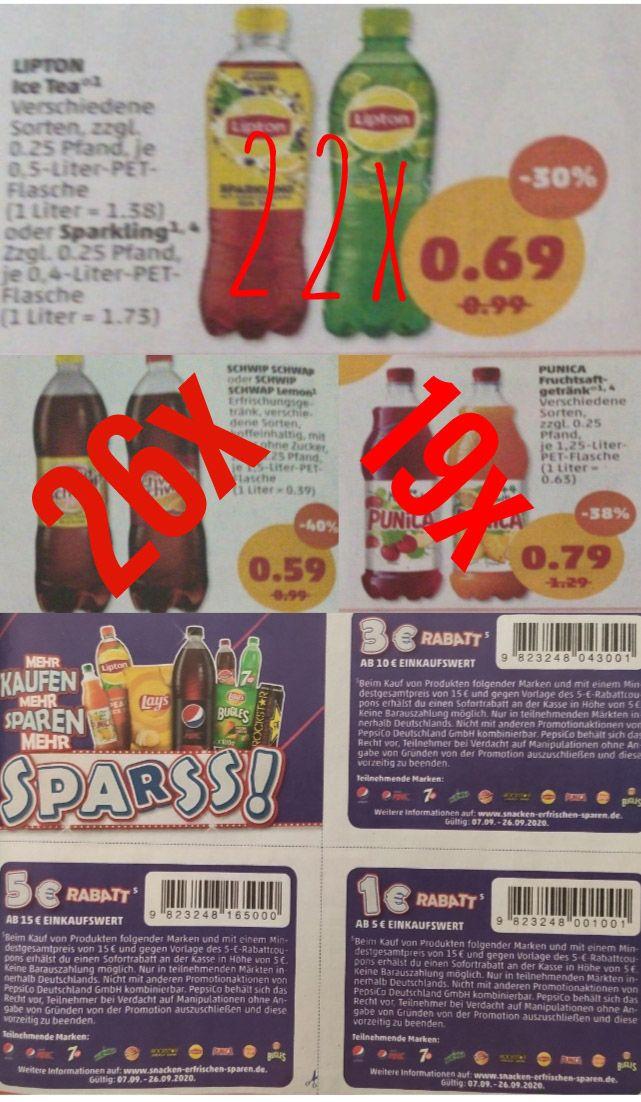 [Penny] 27x Schwip Schwap dank Prospektcoupon für 10,53€ (Stückpreis 0,38€) und weitere Kombinationen möglich