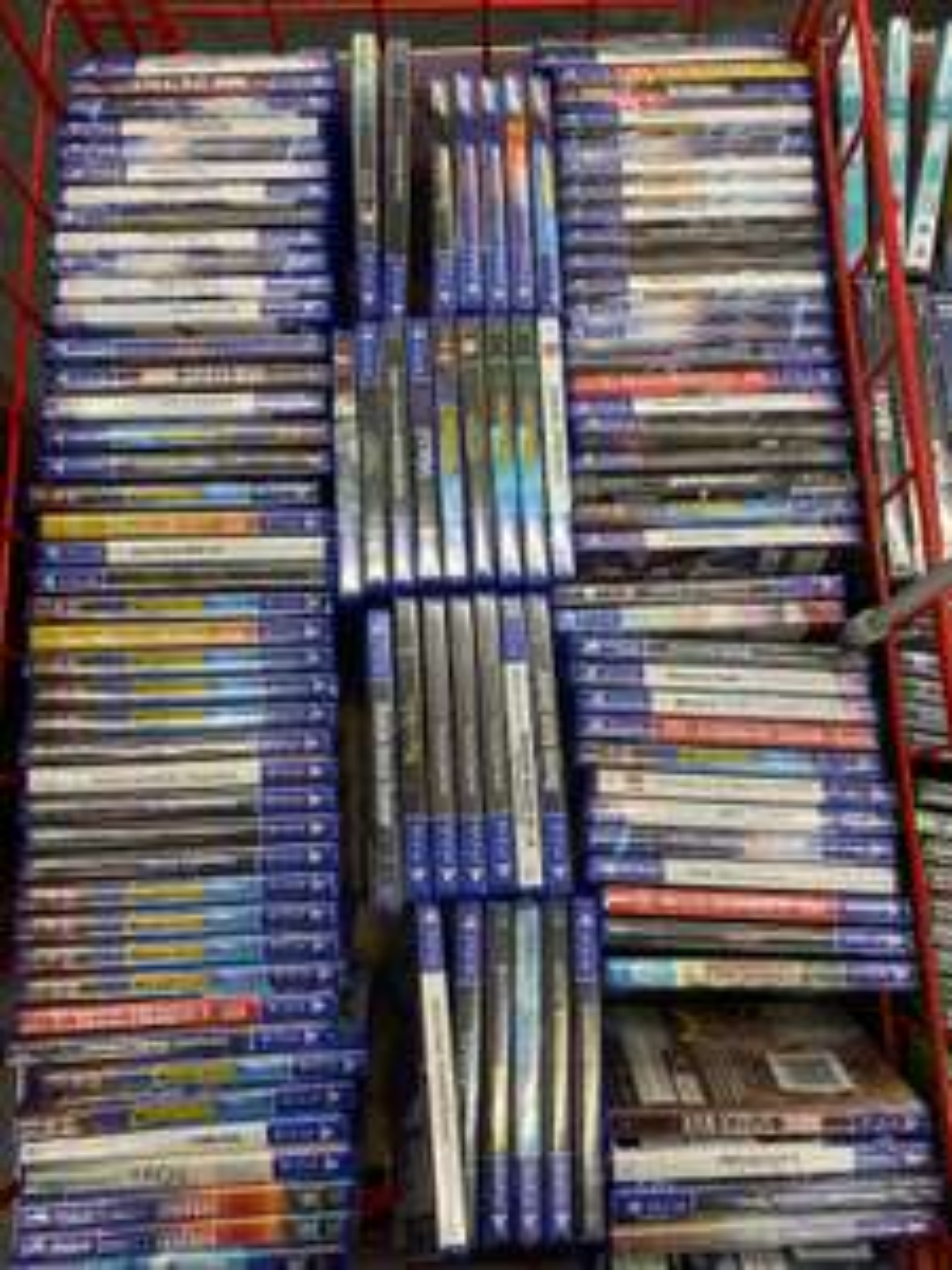 [Lokal Media Markt Berlin Spandau] PS4, Switch, Xbox Spiele Grabbelkiste aufgefüllt