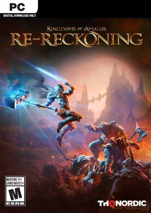 (Steam) Kingdoms Of Amalur: Re-reckoning PC (Cdkeys)