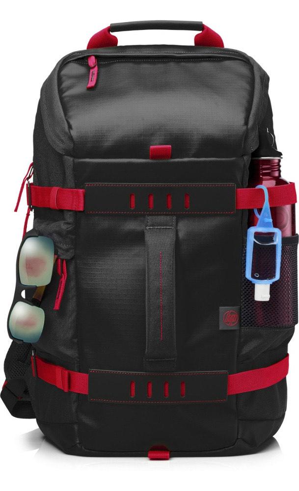 [online|expert.de] HP Odyssey Backpack - Sportlicher Notebook Rucksack