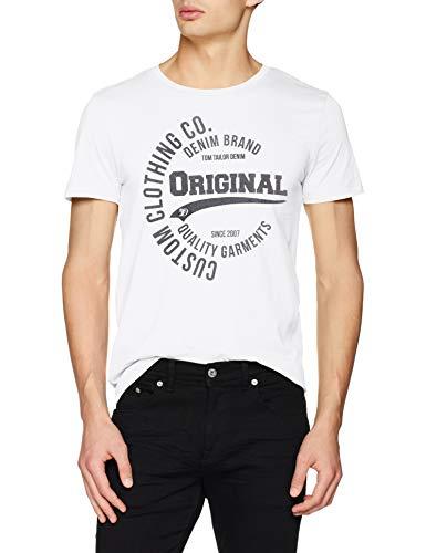 TOM TAILOR Denim Herren T-Shirt S - XXL Amazon Abholstation oder Prime