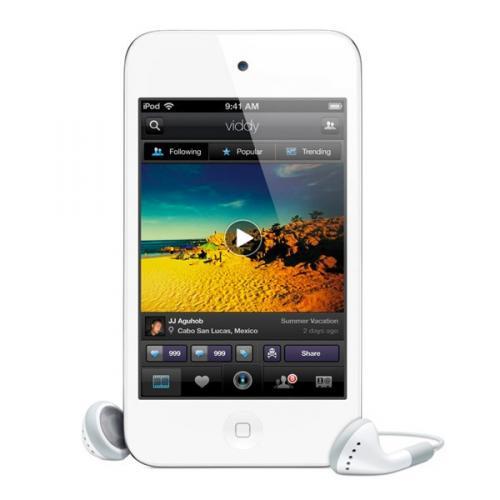 IPod Touch 4G 64GB weiß generalüberholt @Apple