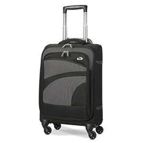 Aerolite 4-Rollen-Handgepäck-Trolley (1.85 kg, 55 x 35 x 20 cm, 33 Liter) für 27.99€, Große Variante (81 x 48 x 30 cm) für 36.99€ [Amazon]