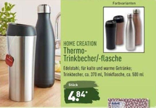 Home Creation präsentiert Thermobecher-Trinkbbecher/-flasche