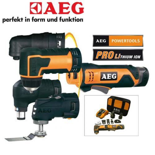 AEG Multi Tool Set inkl. Versand 105,90€