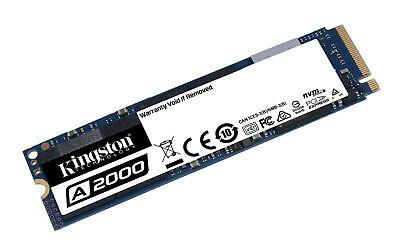 KINGSTON SA2000M8 NVMe SSD 500GB M.2 intern