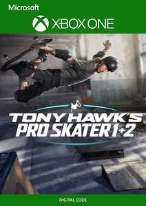 Tony Hawk's Pro Skater 1 + 2 (Xbox One) für 33,09€ (CDKeys VPN US)
