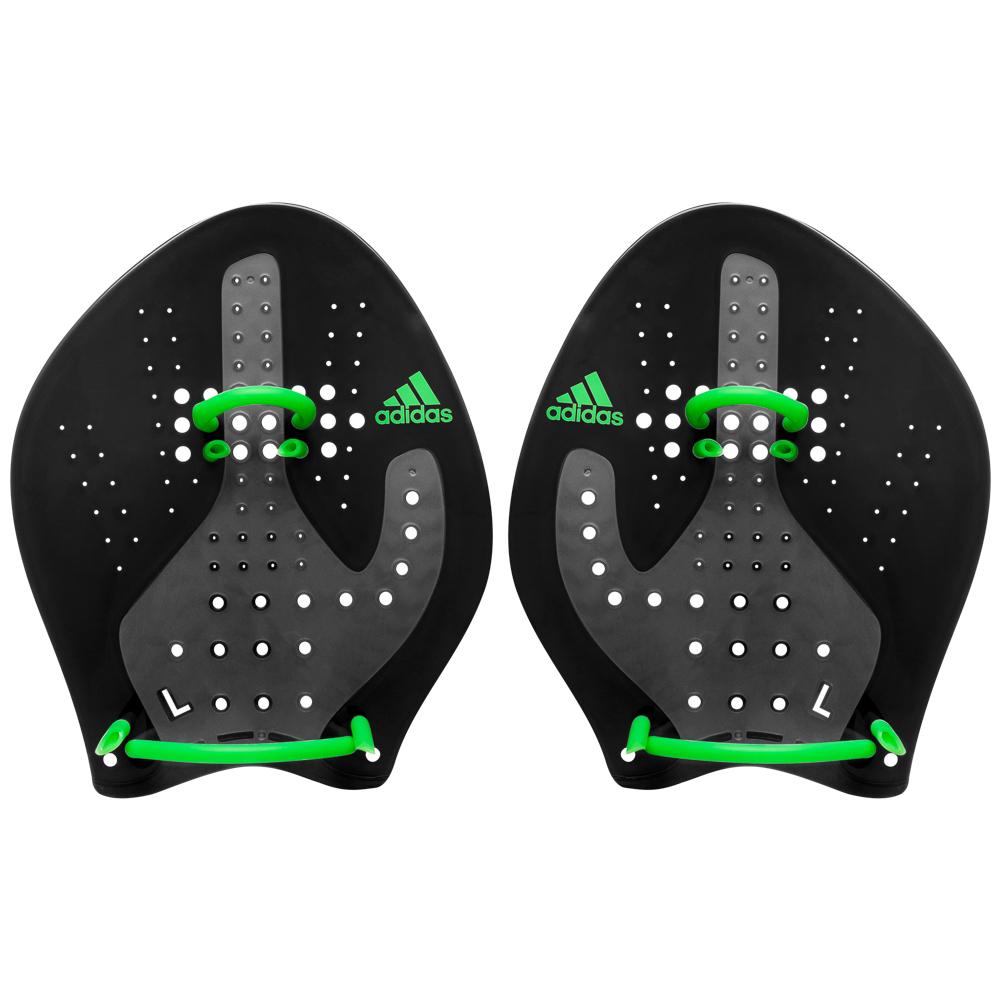 """Adidas Schwimmsport Handpaddel """"AZ7964"""" für 5,55€ + 3,95€ VSK (Größe L) [SportSpar]"""