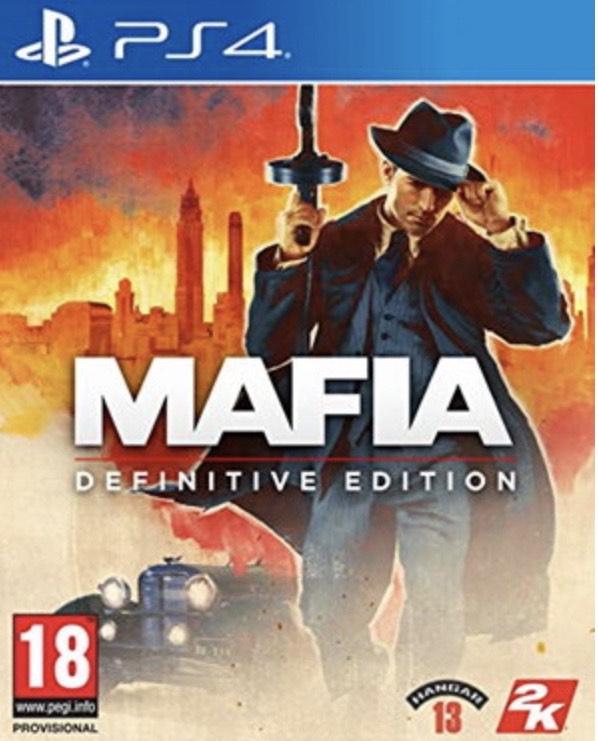 [PEGI] Mafia: Definitive Edition PS4 & Xbox One für 33,11€ inkl. Versand