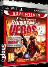 (UK) Tom Clancy's Rainbow Six Vegas 2 Complete Essentials [PS3] für 9.21€ @ shopto.net
