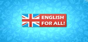 2 Android Apps: English for all! Pro, Snipback - Lifehacker smart voice recorder PRO HD (Google Play)