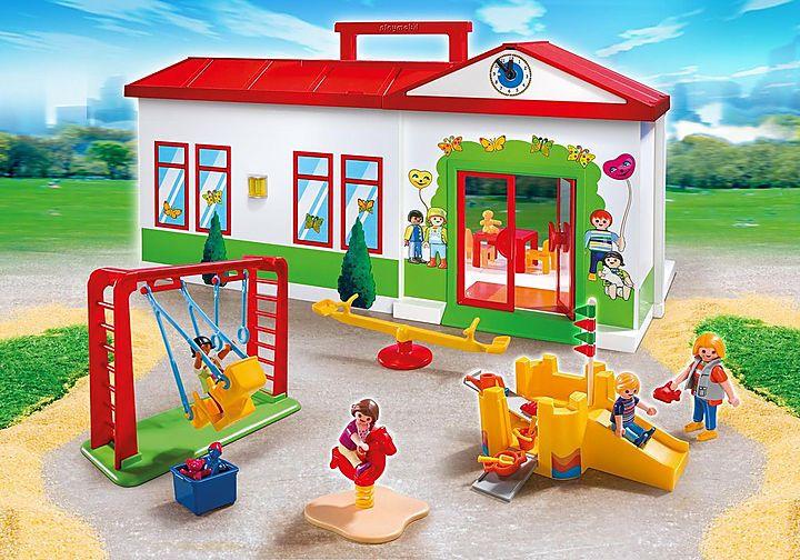 PLAYMOBIL® 5606 - City Life Kindergarten