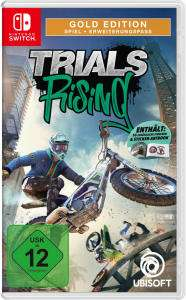 Trials: Rising Gold Edition (Switch & Xbox One & PS4) für je 8,99€ (Müller Abholung & Amazon Prime)