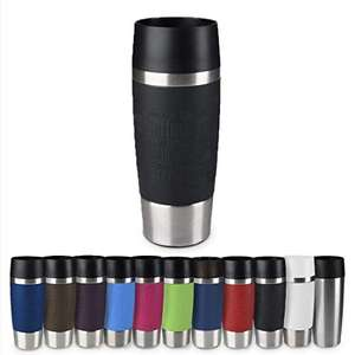 Emsa Travel Mug Isolier-Trinkbecher 0,36L 9,99€ (grün), 10,99€ (blau, schwarz), 11,99€ (z.B. braun, Silber, etc.) [Amazon Prime]