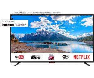 """Sharp Aquos 55BJ2E 55"""" LED-TV (4K UHD, Direct-LED, HDR, Triple-Tuner, Aquos Net+, USB-Aufnahme, Harman-Kardon-Soundsystem)"""