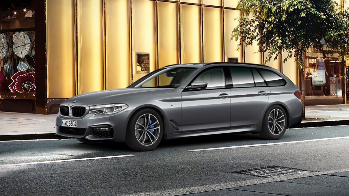 BMW 530i xDrive Touring 252PS LF0,48 392€ 24Monate/10000km