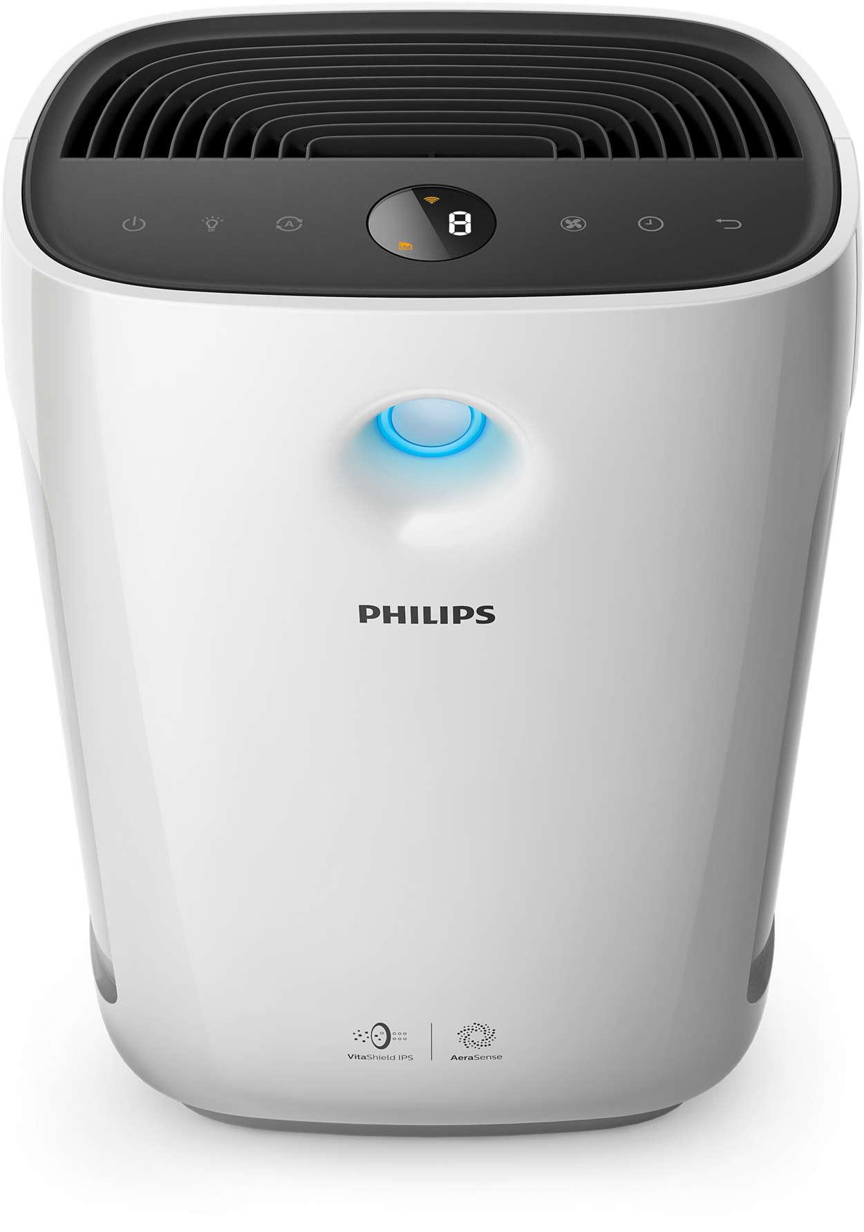 Philips AC2889/10 Luftreiniger Testsieger mit App-Steuerung