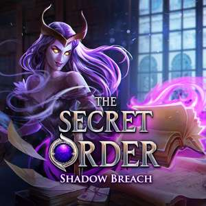 The Secret Order: Shadow Breach (Switch) für 1,49€ oder für 1€ ZAF (eShop)