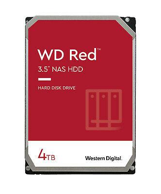 WD Red Plus WD40EFRX NAS-Festplatte 4 TB, BULK