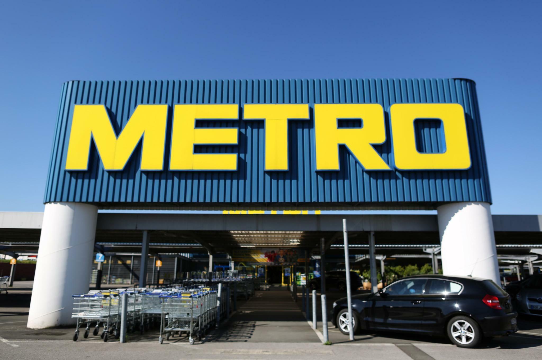 Metro 20 %/ 10 % auf ein Artikel deiner Wahl