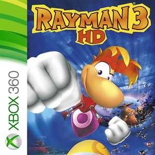 Rayman 3 HD (Xbox One/Xbox 360) für 3,79€ oder für 2,78€ HUN (Xbox Store)