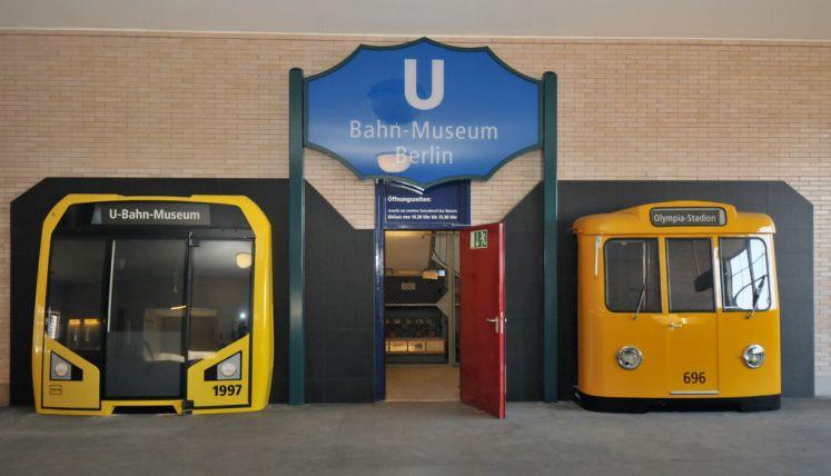 [lokal Berlin] kostenloser Eintritt ins U-Bahnmuseum am 12./13.09.2020