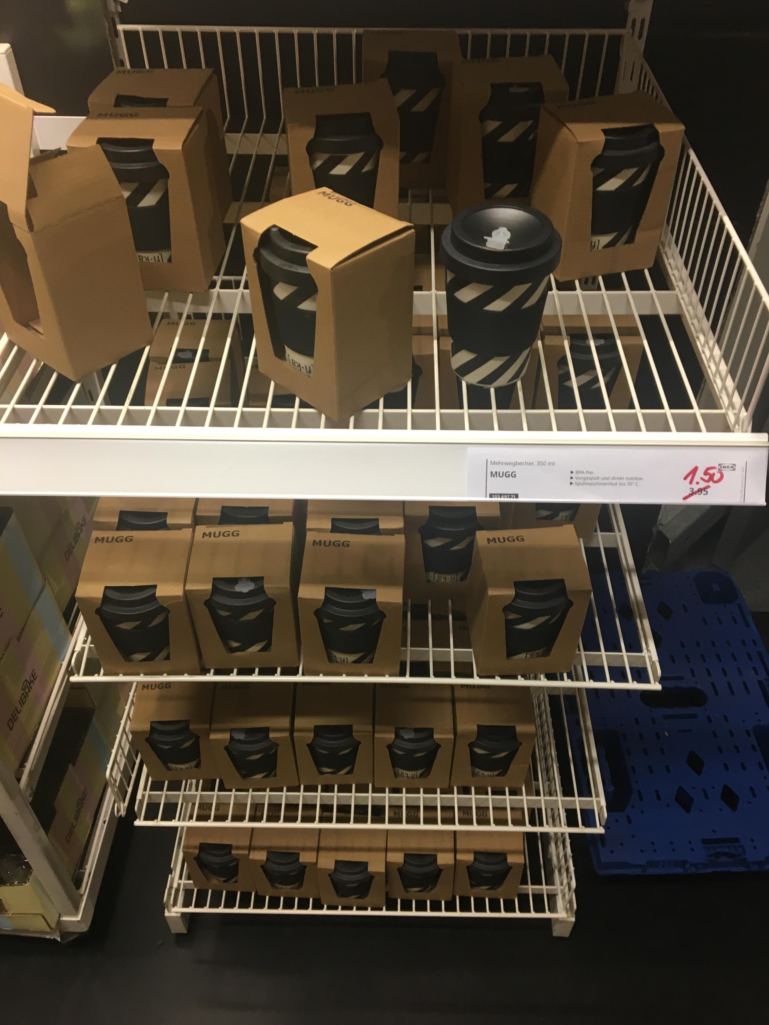 [Essen IKEA] MUGG 350 ml Mehrzweckbecher
