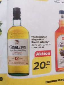[lokal] The Singleton Single Malt Scotch Whisky Netto mit Hund in Berlin