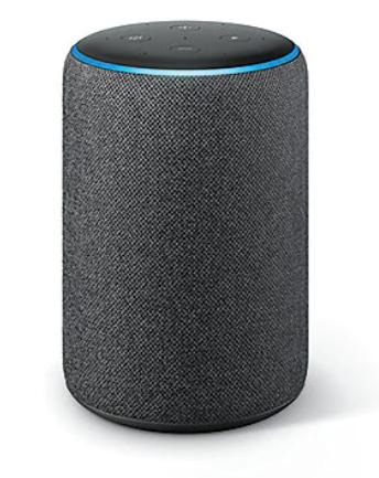 Echo Plus (2. Gen) - Premiumklang - integriertem Smart HomeHub - versch. Farben