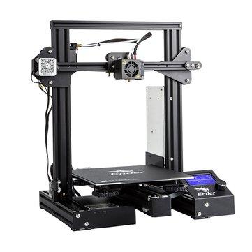 Creality Ender 3 Pro 3D-Drucker 22x22x25cm Druckvolumen
