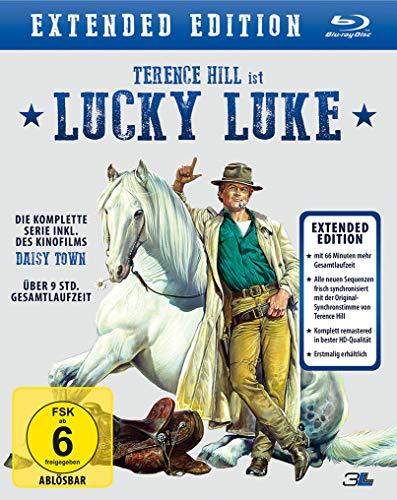 Lucky Luke - Die komplette Serie - Extended Edition (Blu-ray) für 24,97€ (Amazon Prime)
