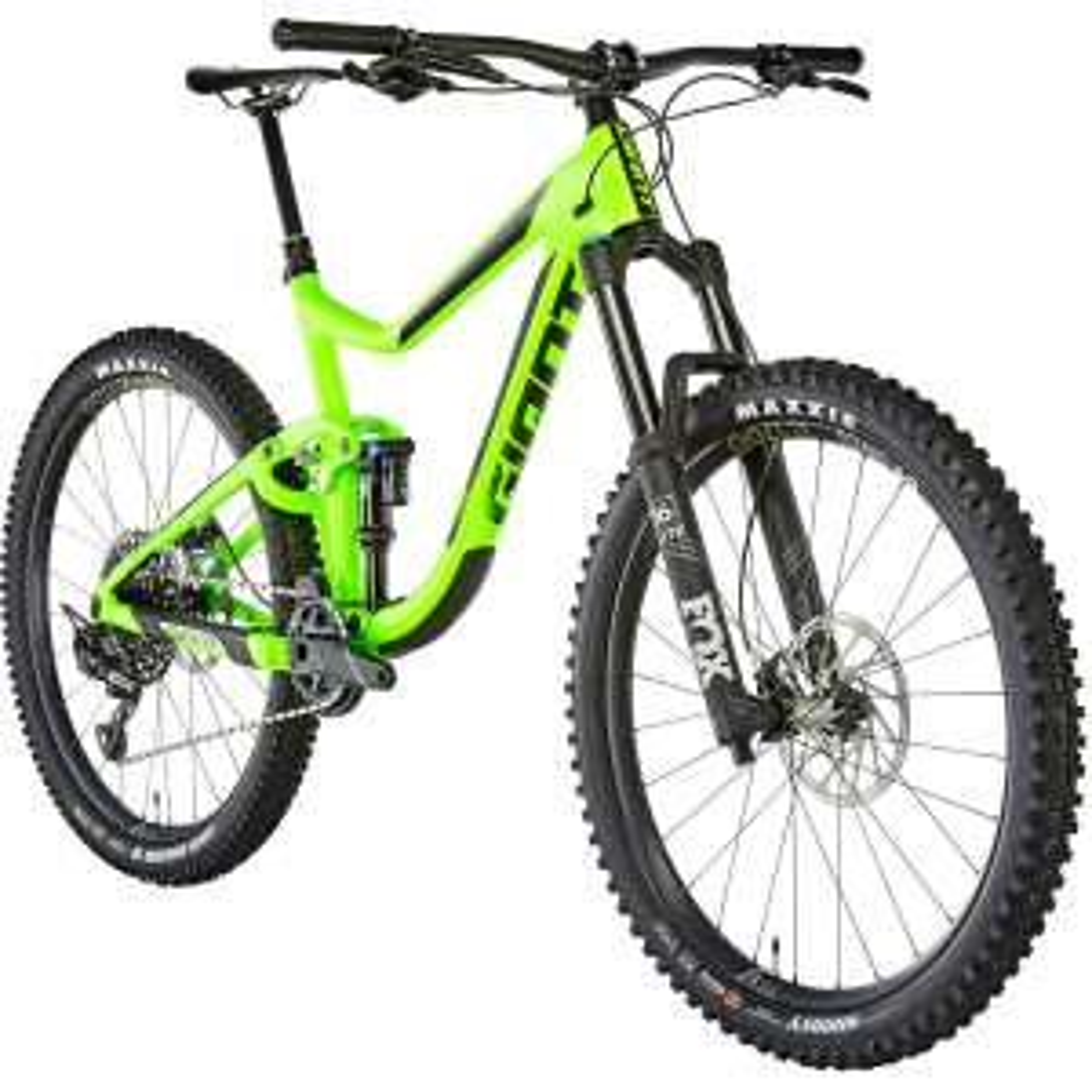 "MTB Fahrrad Giant Reign Advanced 1 27.5"" (Carbon/Eagle GX/Fox 36 Elite/13.46kg) - 2018 (XL)"