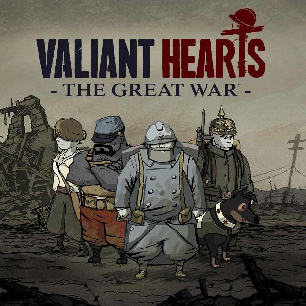 Valiant Hearts: The Great War (Switch) für 5,99€ oder für 3,90€ MEX (eShop)