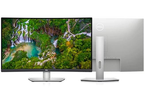 [CB] Dell Geschwungener 32-4K-UHD-Monitor – S3221QS