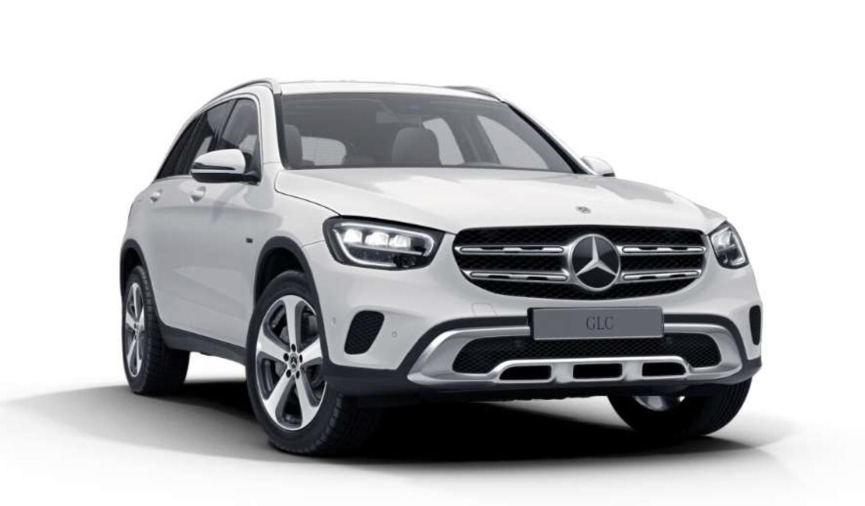 [Gewerbeleasing] Mercedes-Benz GLC 300 e 4MATIC für 199€ netto im Monat (LF 0,33) bei Lueg